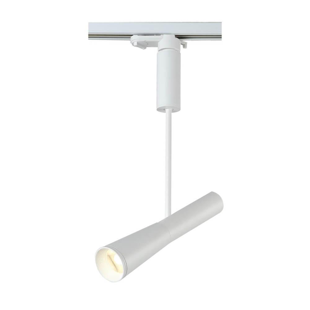 Светильник Crystal Lux CLT 0.31 002 WH CLT 0.31 002 (для однофазного шинопровода)