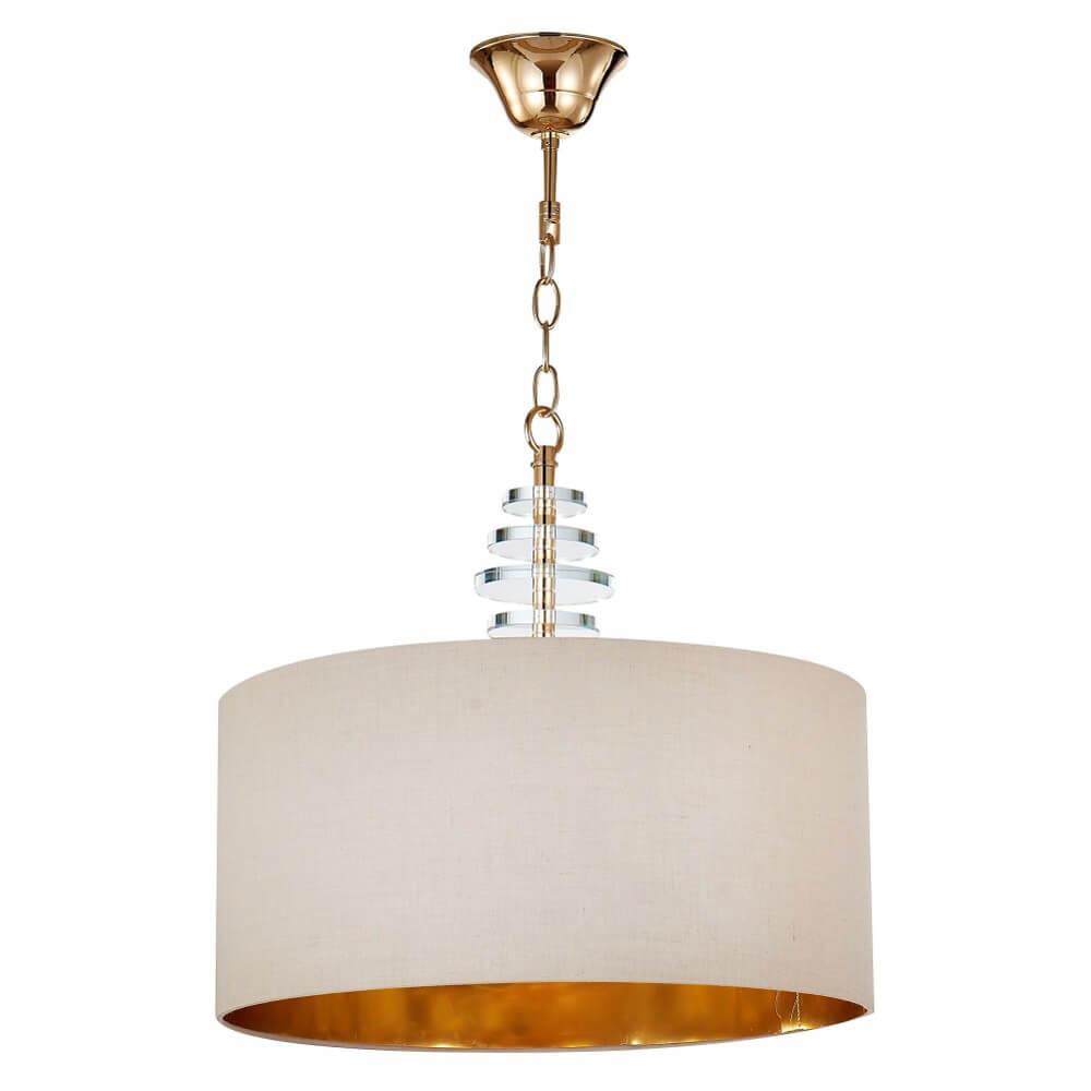 Подвесной светильник Crystal Lux Armando SP4 Gold цена и фото