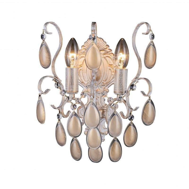 Бра Crystal Lux Sevilia AP2 Gold Sevilia недорого