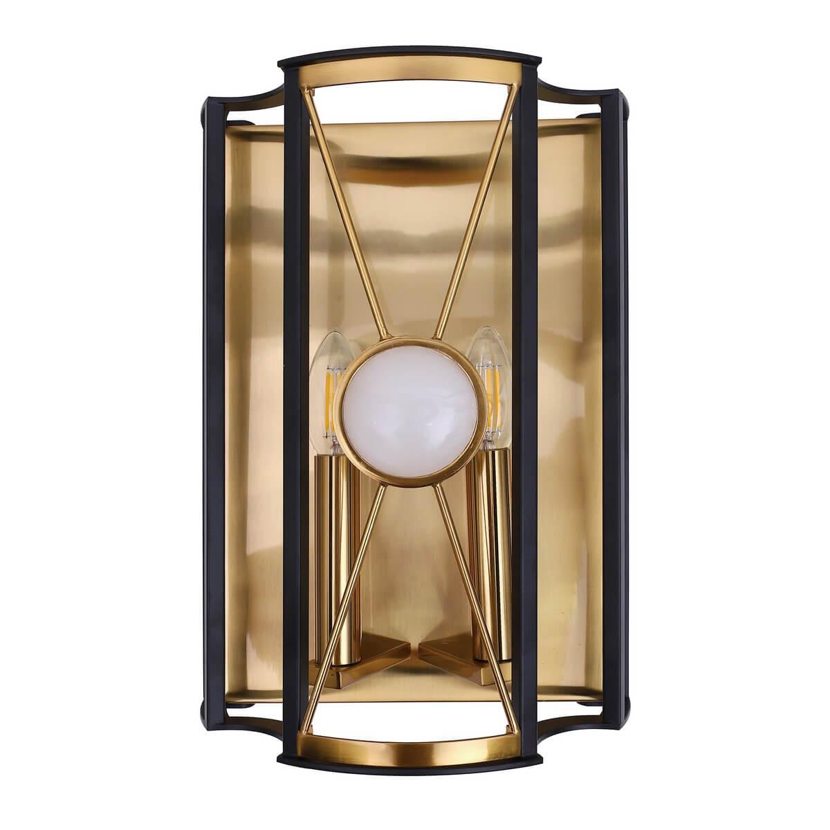Светильник Crystal Lux Tandem AP2 Gold Tandem