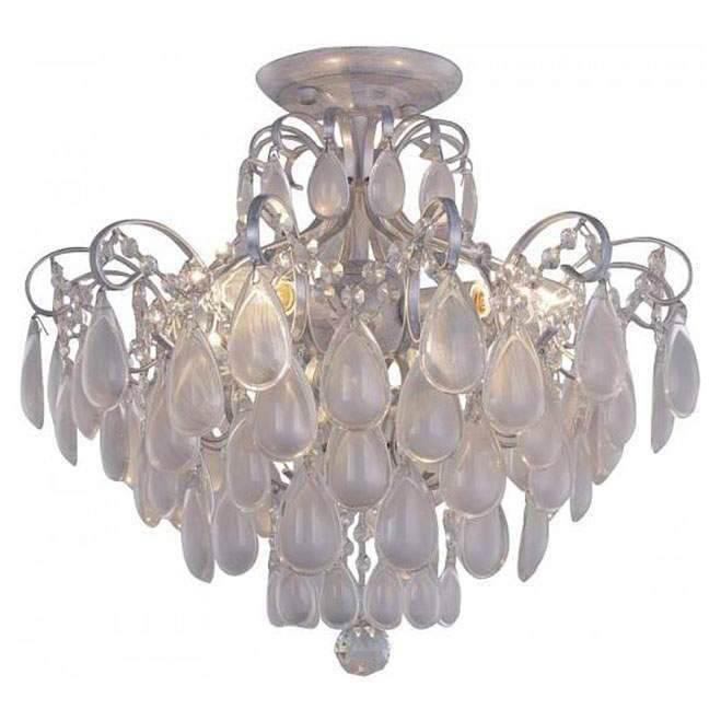 Фото - Люстра Crystal Lux Sevilia PL4 Silver Sevilia подвесная люстра crystal lux sevilia sp9 silver