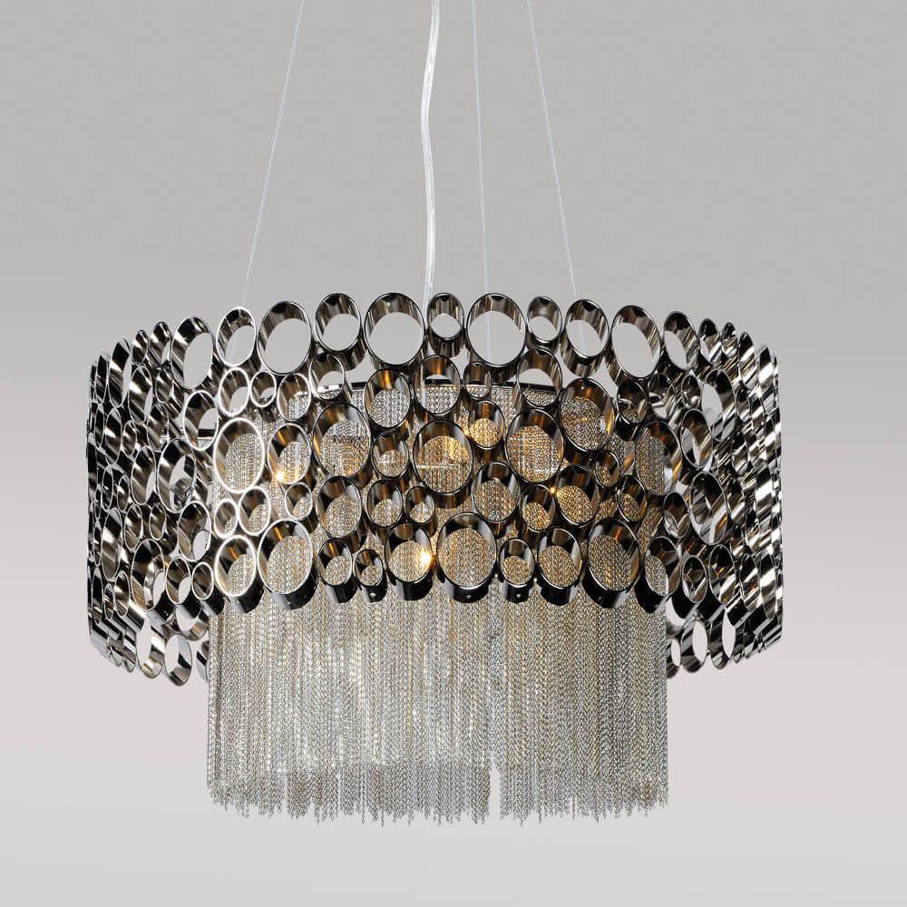 Подвесной светильник Crystal Lux Fashion SP4 D50 цена и фото
