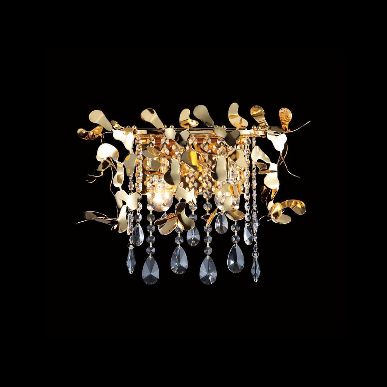 Светильник Crystal Lux Romeo AP2 Gold Romeo