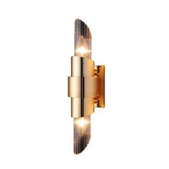Бра Crystal Lux Justo AP2 Gold Justo