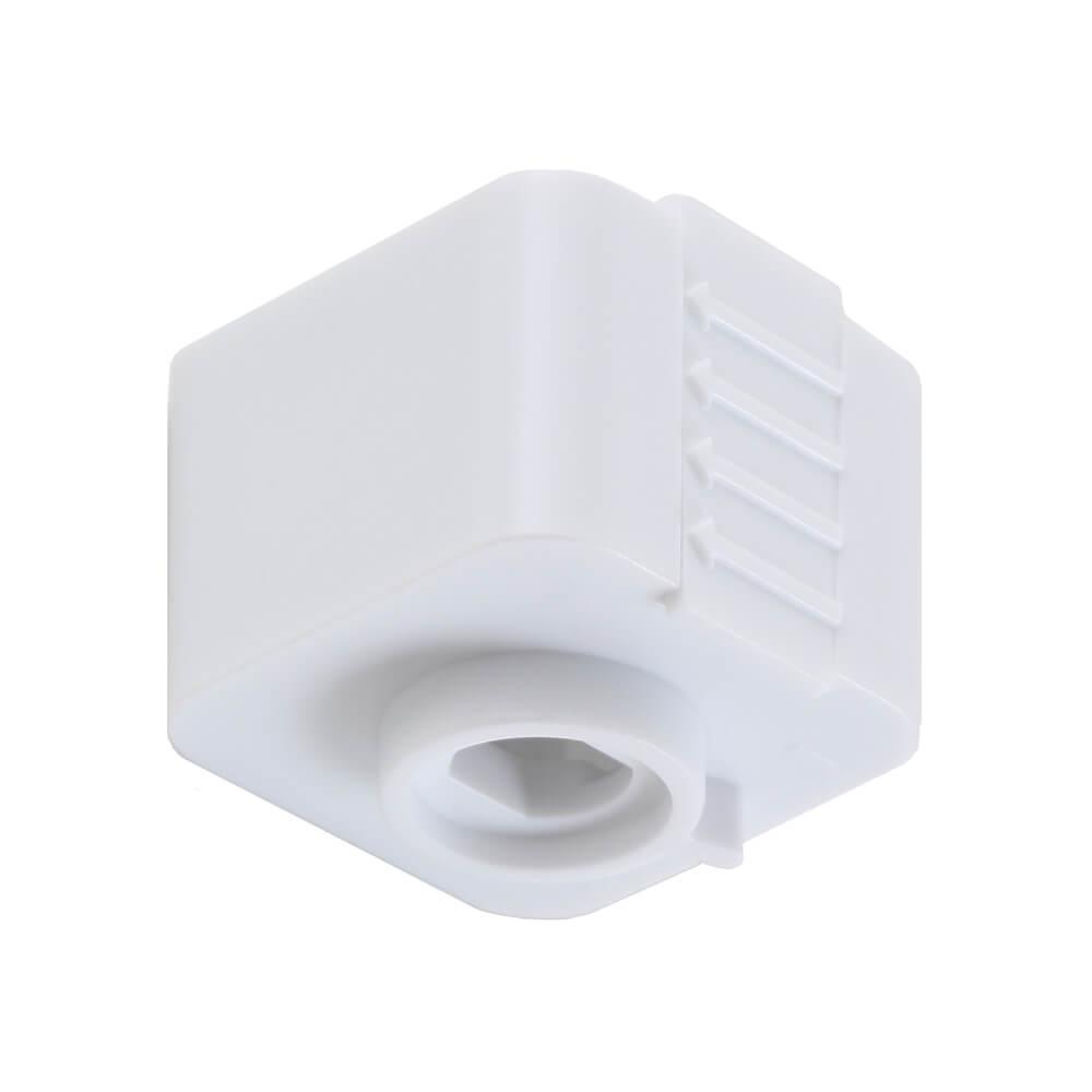 Адаптер для шинопровода Crystal Lux CLT 0.212 03 WH CLT 0.212 (для однофазного шинопровода) фото