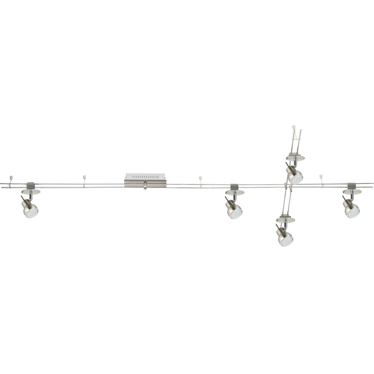 Трековая система De Markt 550011605 Трек-система светильник трек de markt 550011605 5 4w led