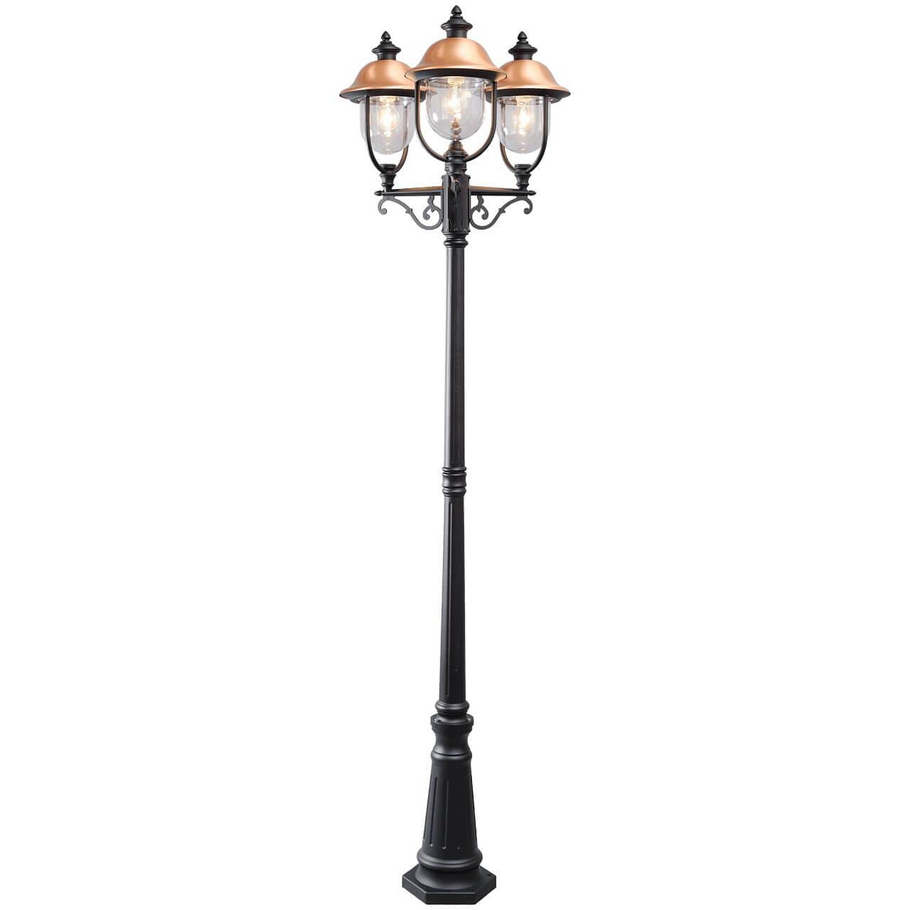 Садово-парковый светильник De Markt Дубай 805040702