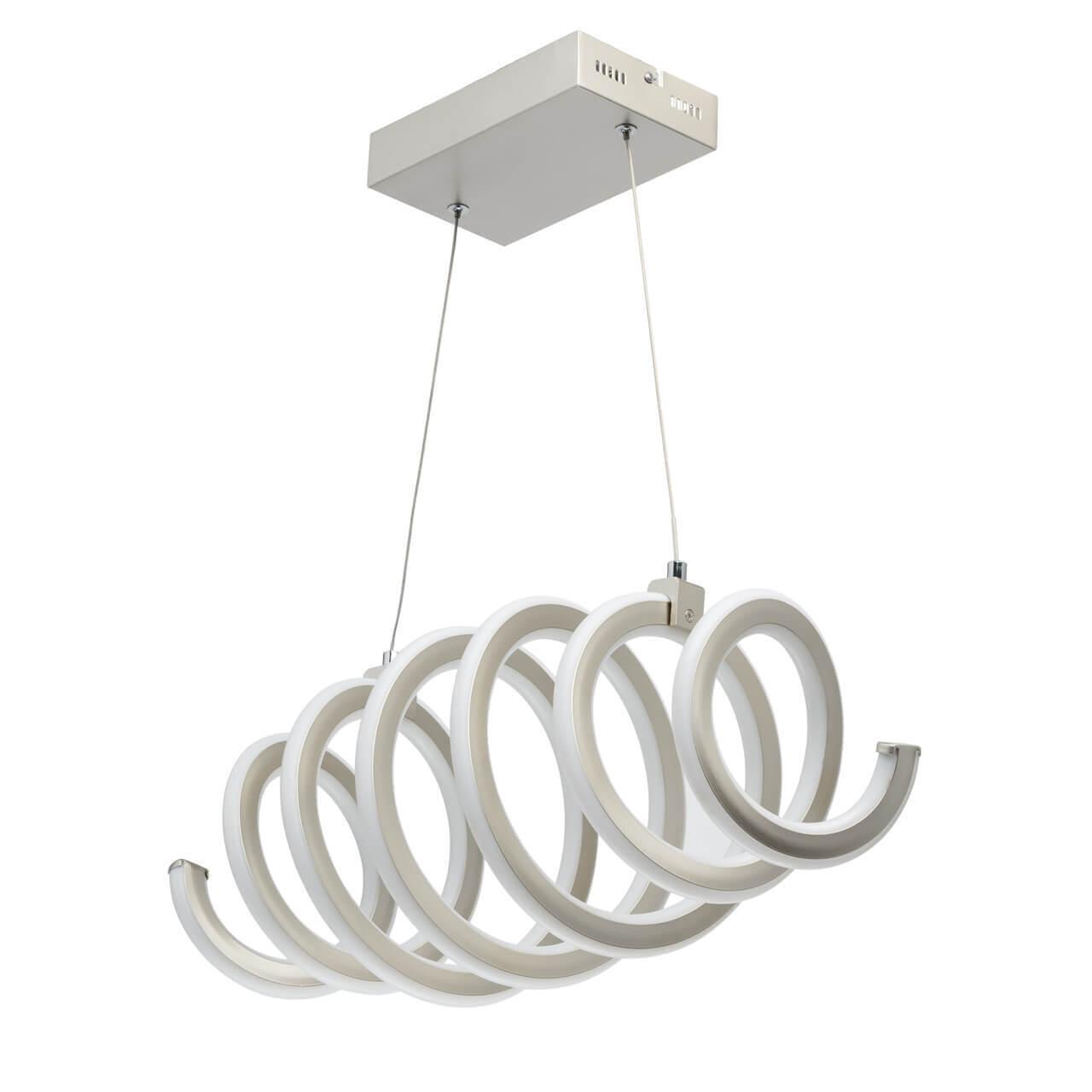 Подвесной светодиодный светильник De Markt Аурих 496018401