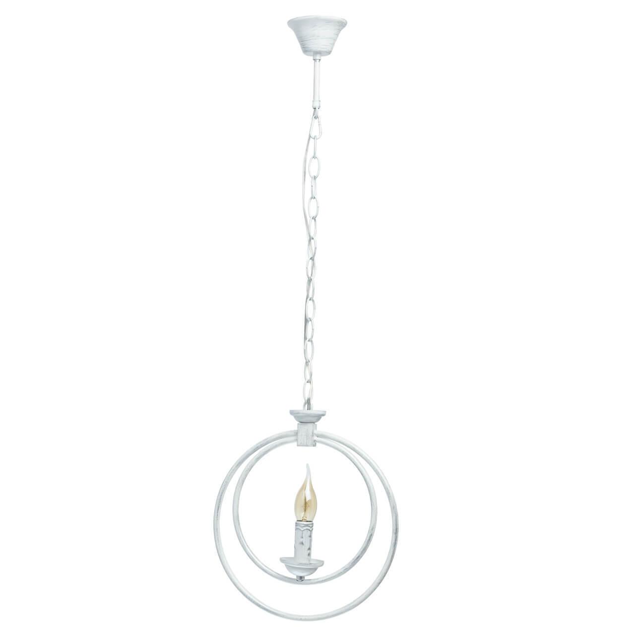 Подвесной светильник De Markt City Свеча 683012101 цены онлайн
