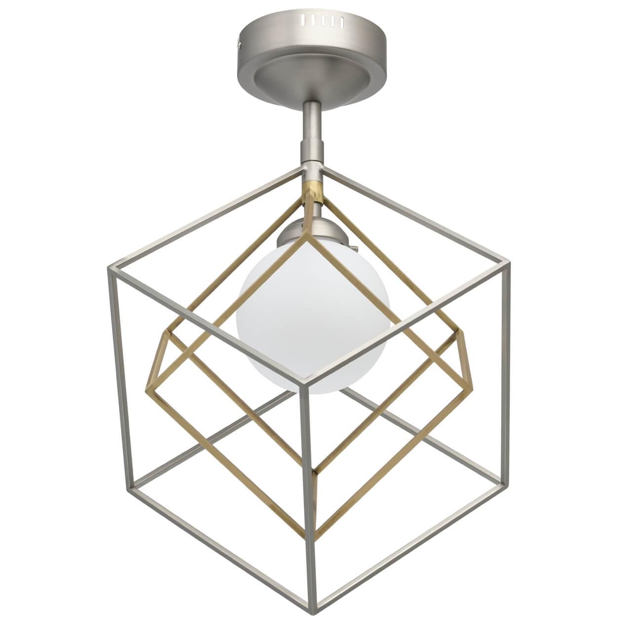 Подвесной светодиодный светильник De Markt Призма 1 726010301