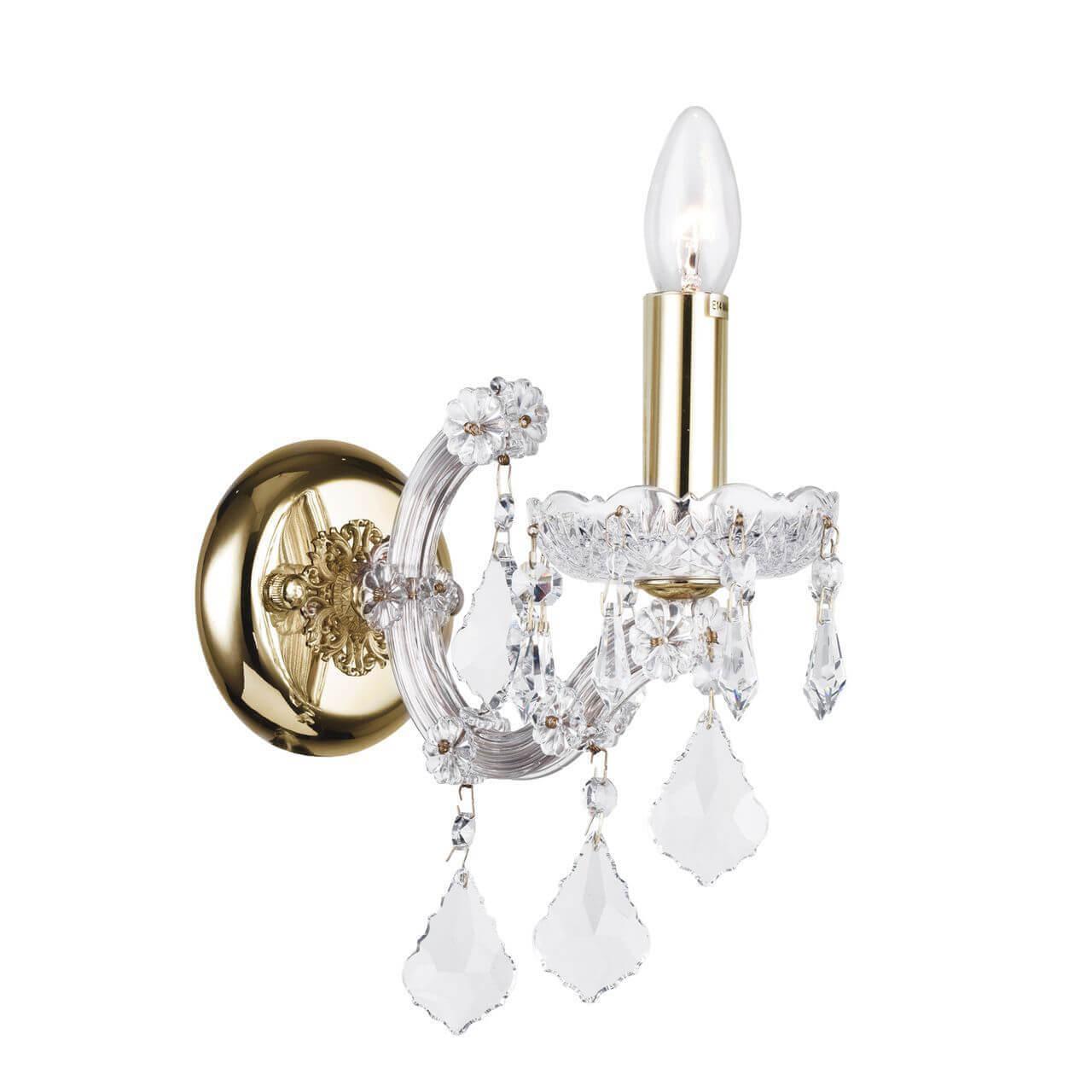 Бра Dio DArte Asfour Diamante E 2.1.1.200 G бра dio darte asfour firenze e 2 1 2 200 g