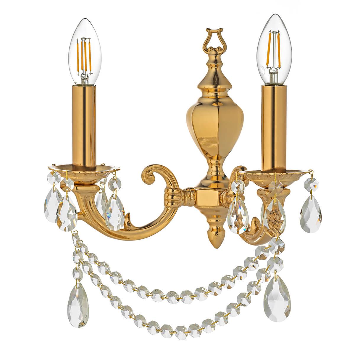 Бра Dio D`arte Lodi E 2.1.2.600 G Lodi Gold светильник dio d arte lodi e 1 2 80 200 g lodi gold