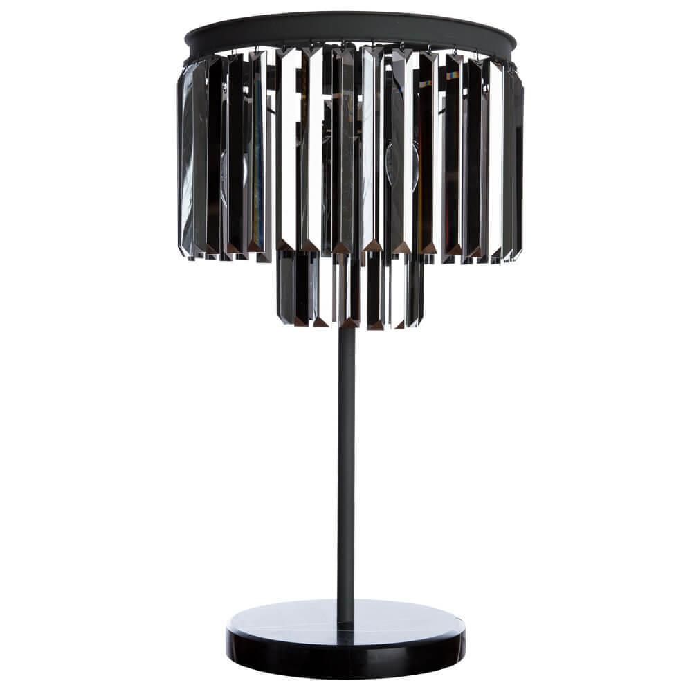 Настольная лампа Divinare 3002/05 TL-3 Nova Smoky