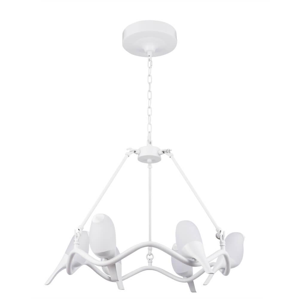 купить Подвесная светодиодная люстра Divinare 9656/03 SP-6 онлайн