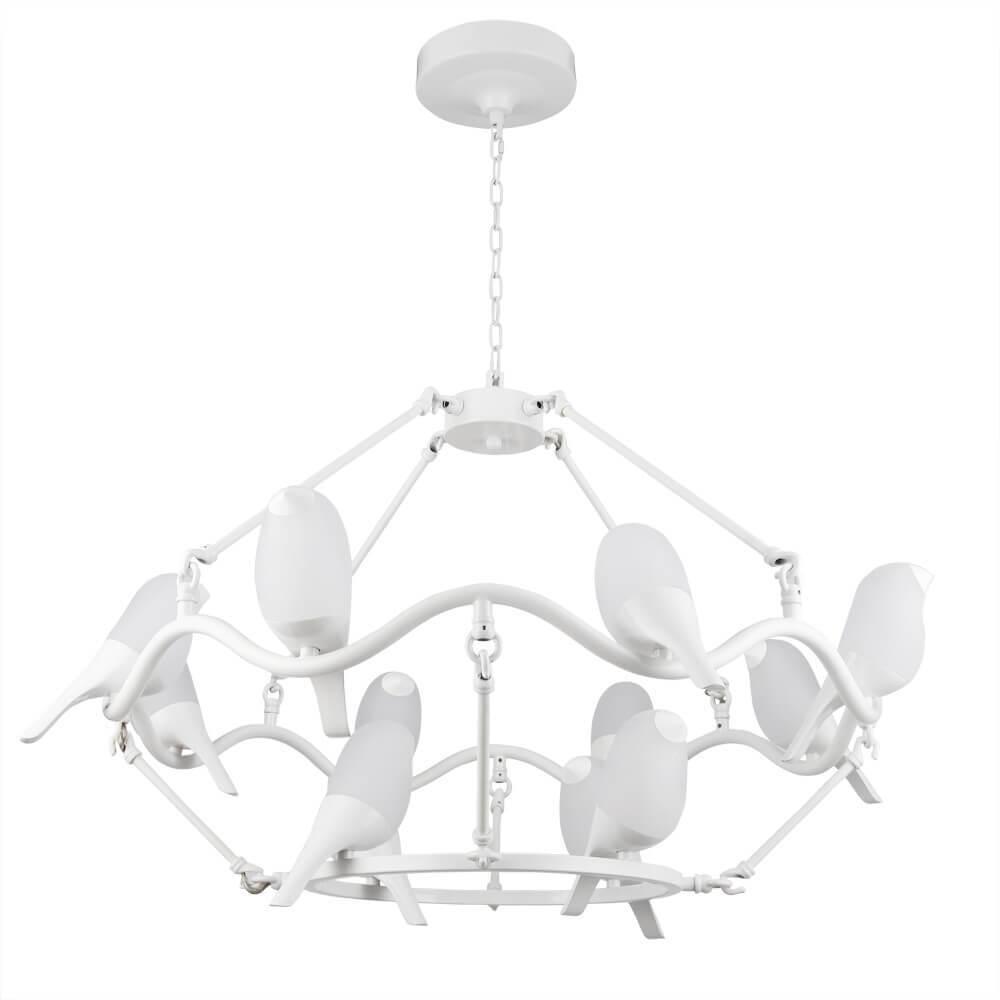 купить Подвесная светодиодная люстра Divinare 9656/03 SP-12 онлайн