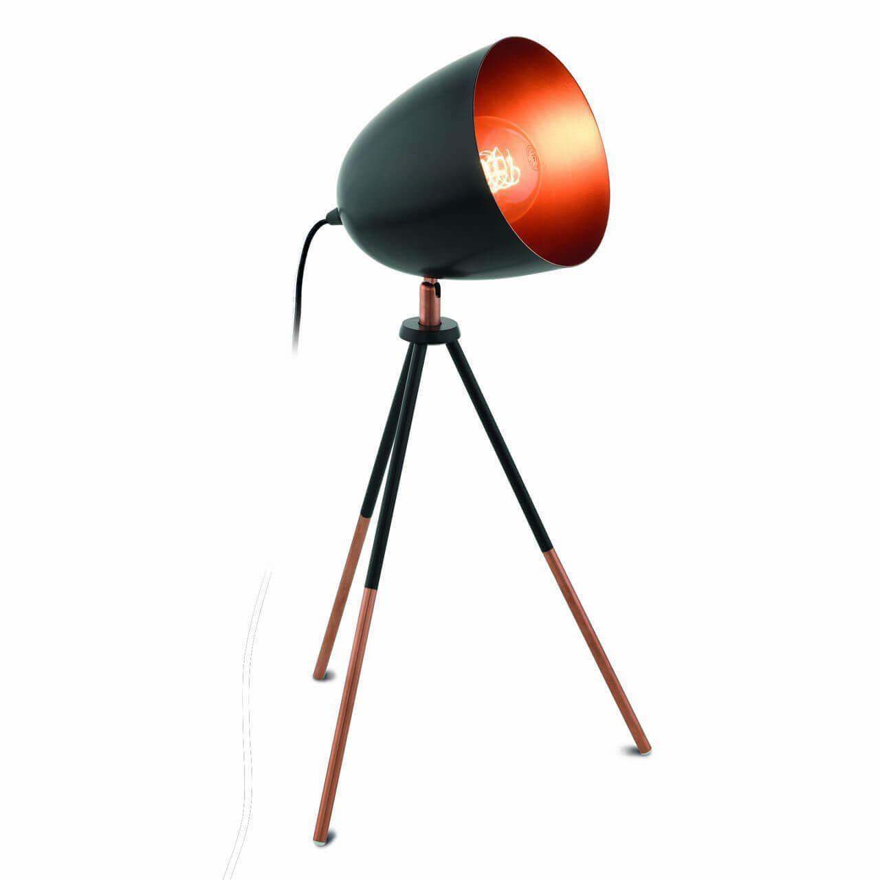 Настольная лампа Eglo 49385 Chester настольная лампа eglo chester 49385 60 вт