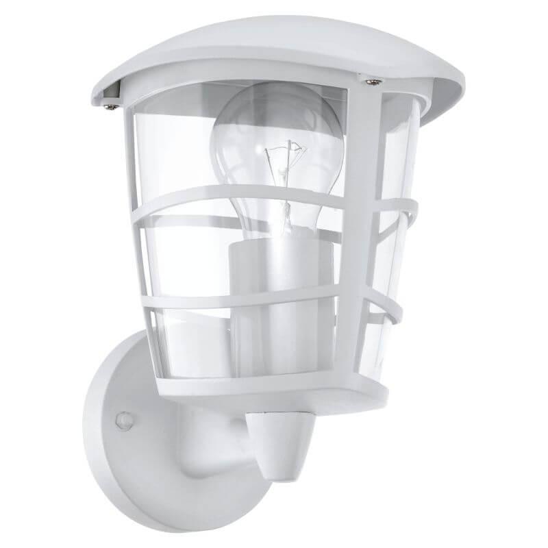 Уличный настенный светильник Eglo Aloria 93094 бра eglo aloria 93095