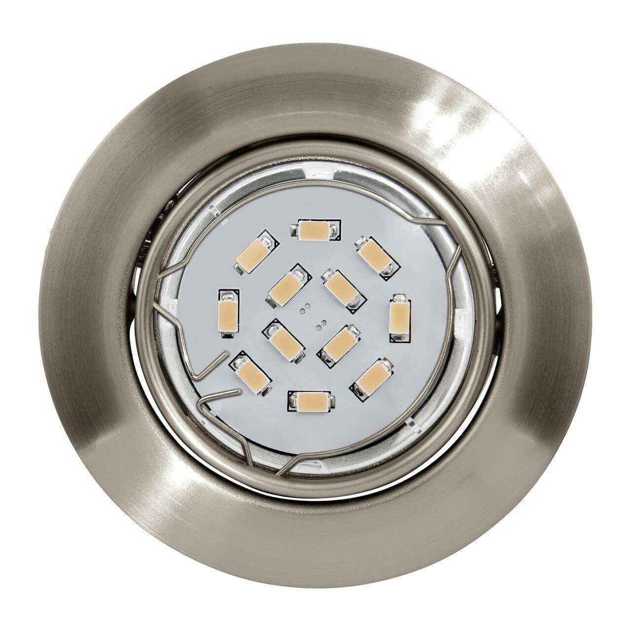 Светильник Eglo 94408 Peneto встраиваемый светодиодный светильник eglo peneto 1 95899
