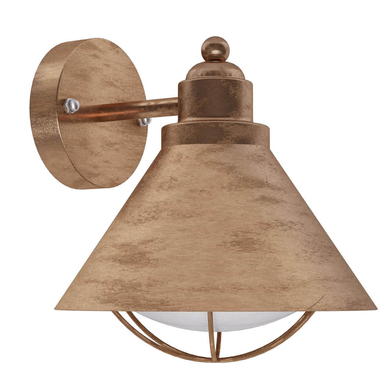 цена на Уличный настенный светильник Eglo Barrosela 94858