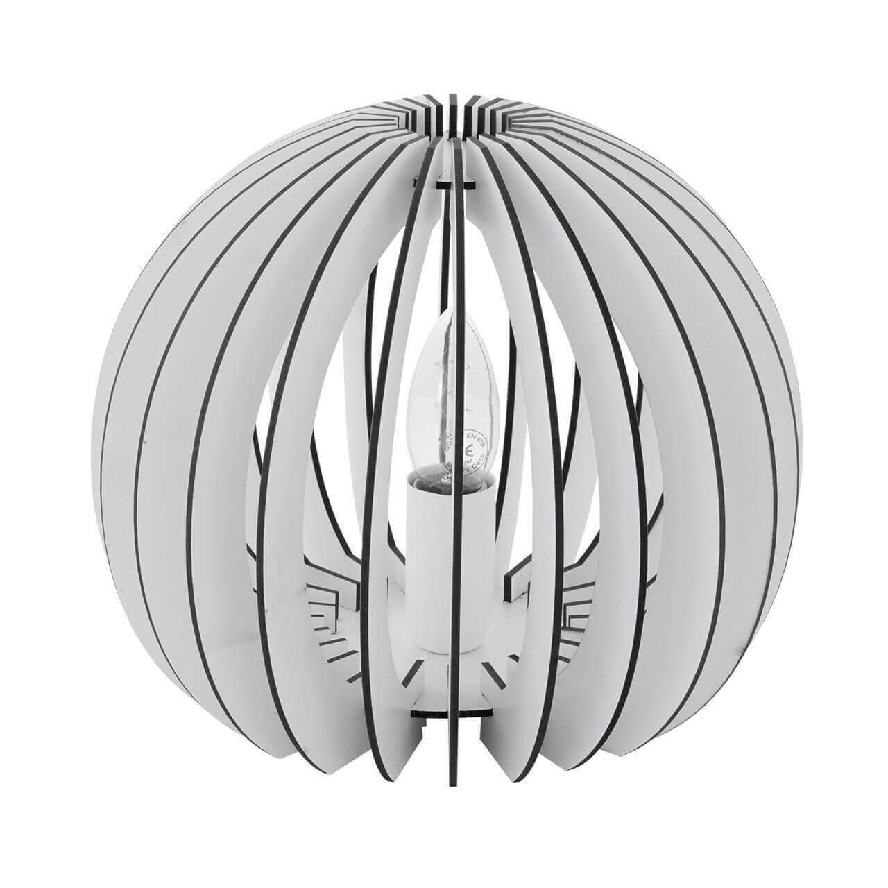 Настольная лампа Eglo 94949 Cossano настольная лампа eglo cossano 95793 40 вт