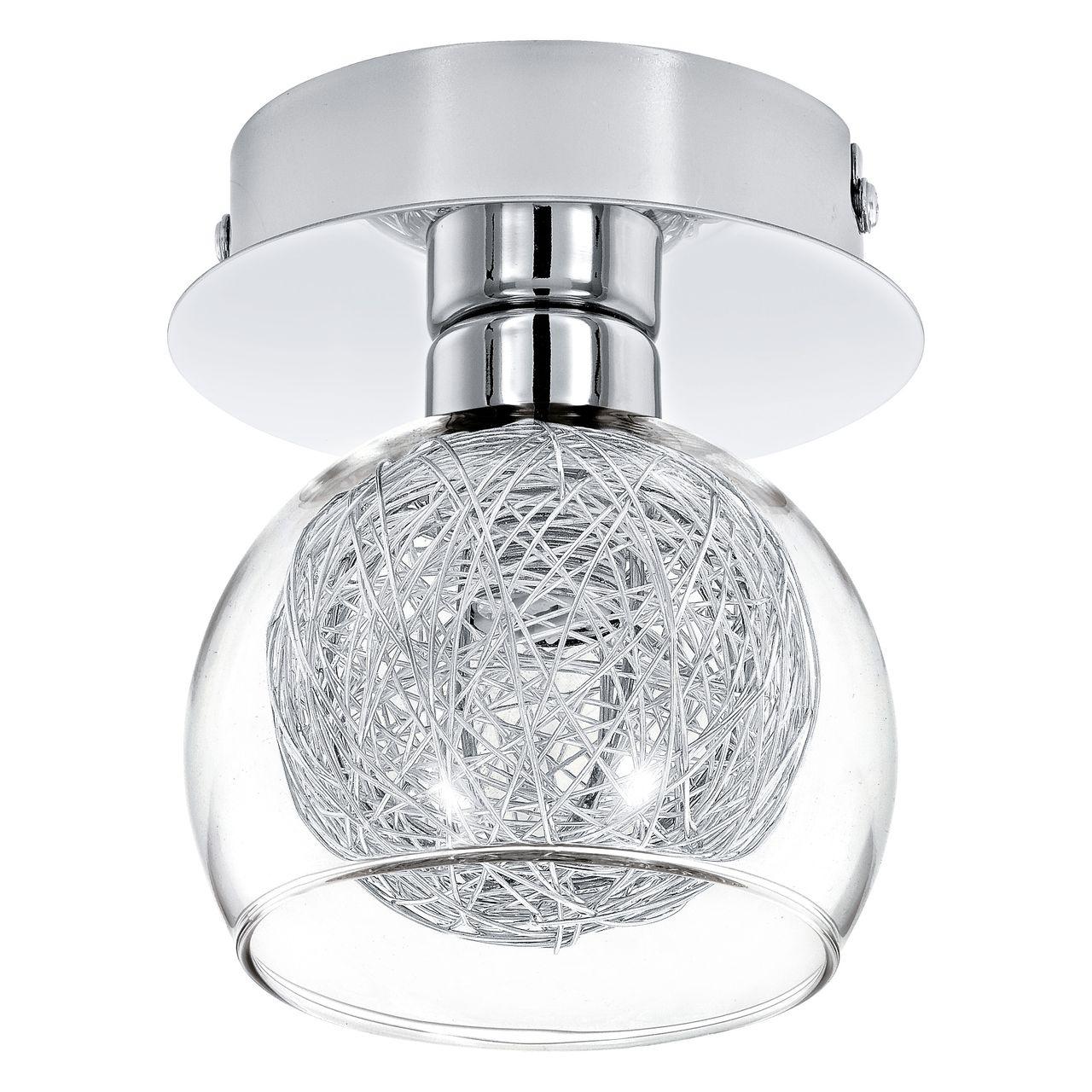 Потолочный светильник Eglo Oviedo 1 93066 eglo спот oviedo 1 1x33w g9 ip20