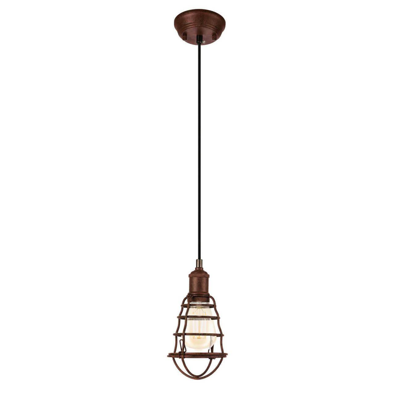 Подвесной светильник Eglo Port Seton 49809 подвесная люстра eglo port seton 49808