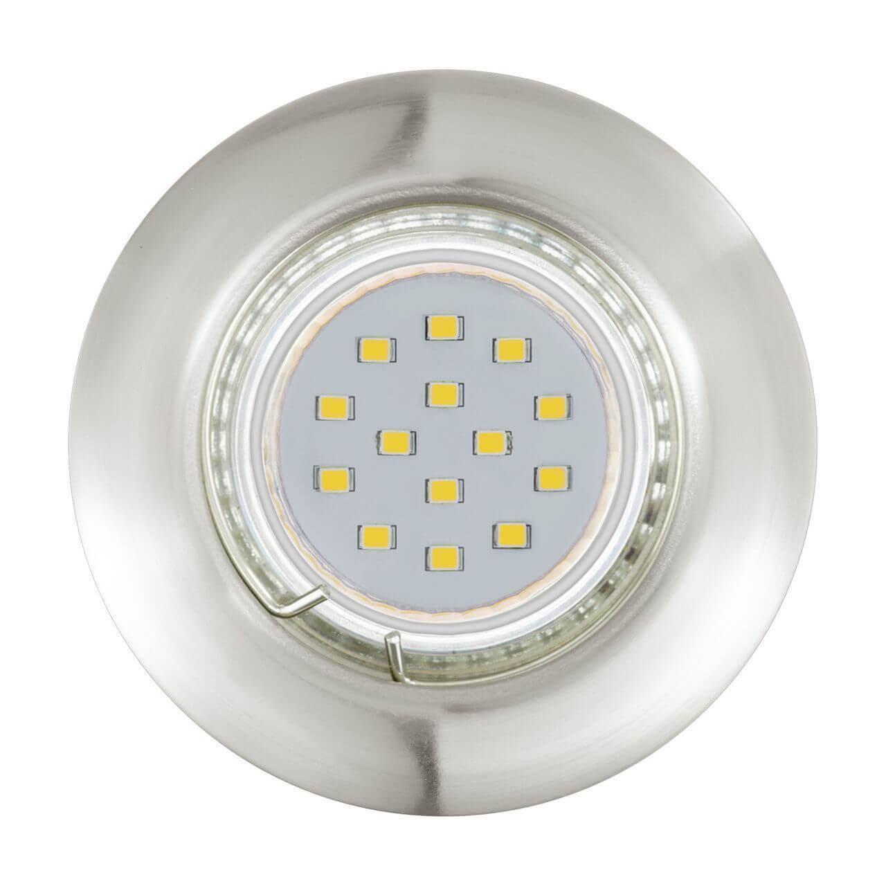 Светильник Eglo 94237 Peneto встраиваемый светодиодный светильник eglo peneto 1 95899