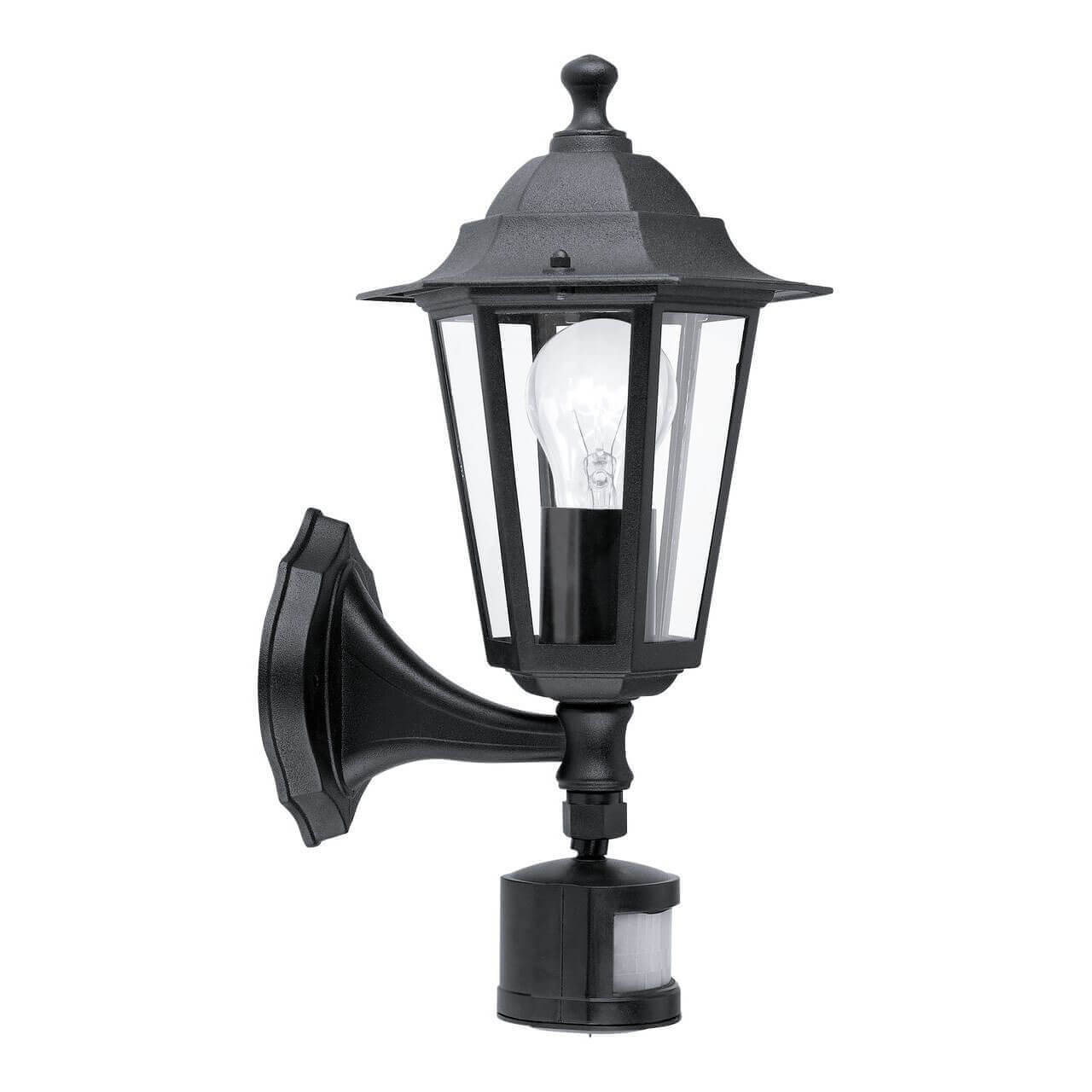 цена на Уличный настенный светильник Eglo Laterna 4 22469