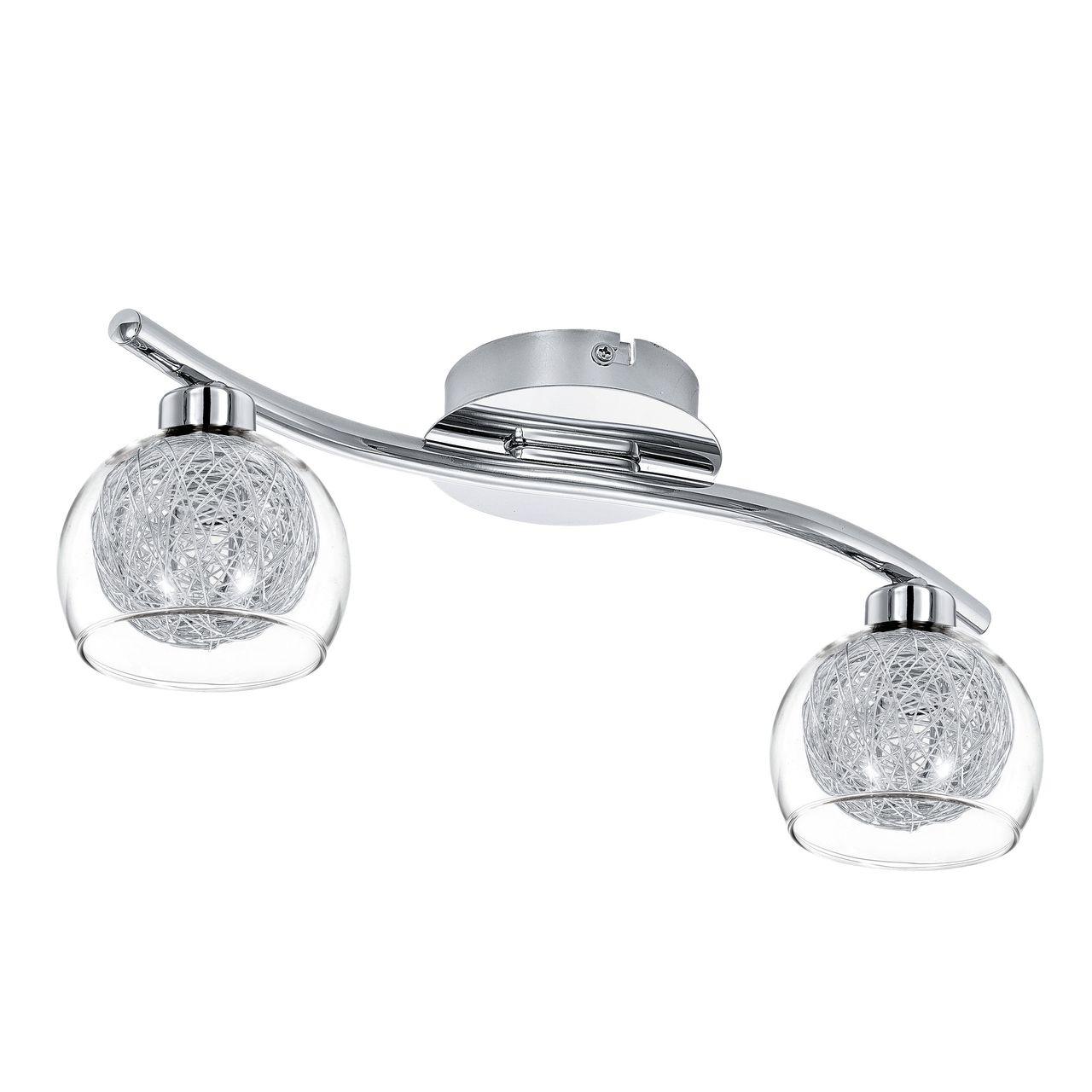 Потолочный светильник Eglo Oviedo 1 93067 eglo спот oviedo 1 1x33w g9 ip20