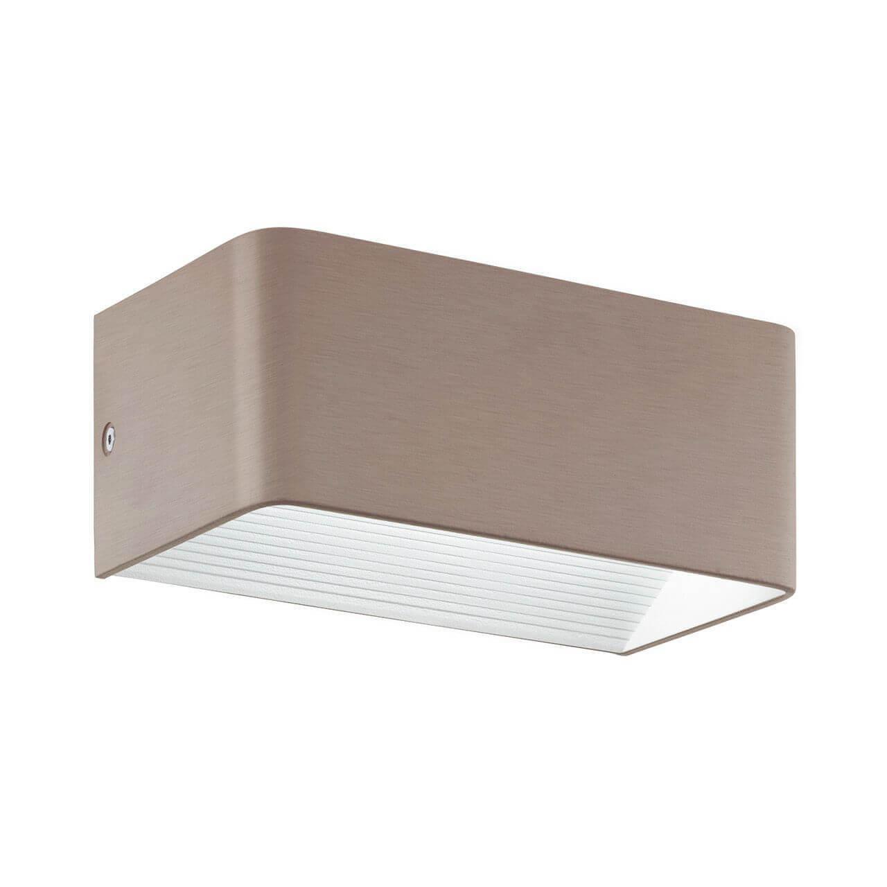 Настенный светодиодный светильник Eglo Sania 3 96302