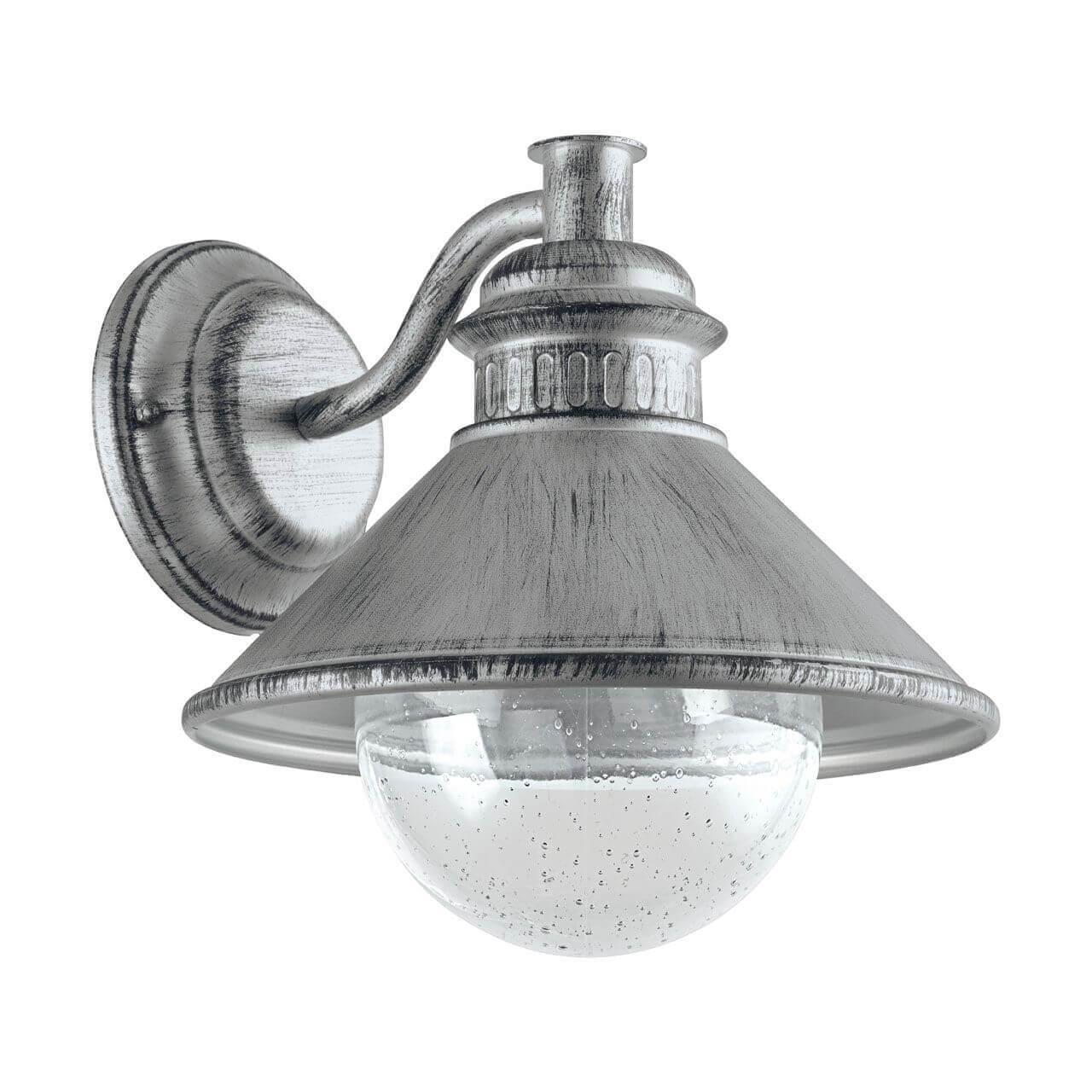 Уличный настенный светильник Eglo Albacete 96263 уличный настенный светильник eglo albacete 96262