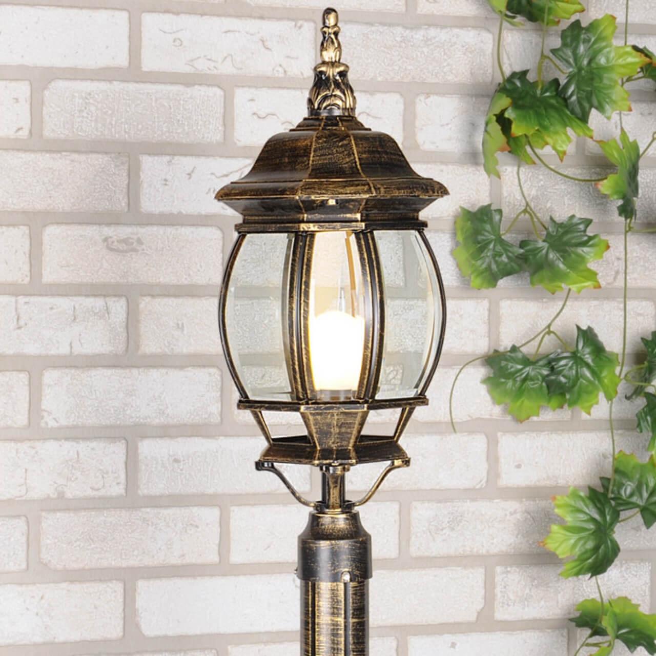 Уличный светильник Elektrostandard Els 1043 4607176195606 цены онлайн