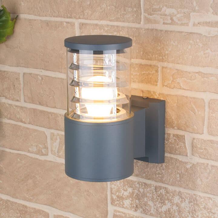 Уличный настенный светильник Elektrostandard 1408 Techno 4690389067686 цена