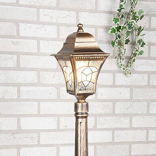 все цены на Уличный светильник Elektrostandard Altair 4690389012181 онлайн