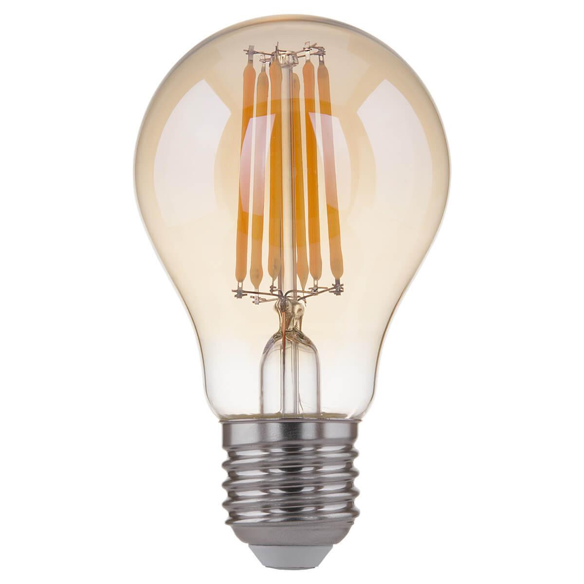 Лампа светодиодная филаментная Elektrostandard LED E27 12W 3300K 4690389108341