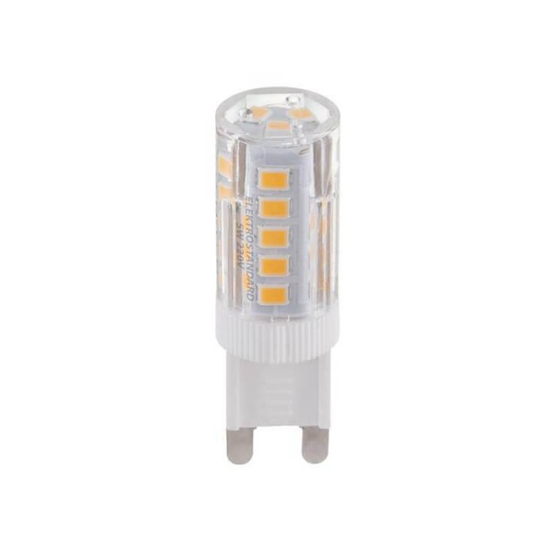 Лампа светодиодная Elektrostandard G9 5W 3300K прозрачная 4690389085666 elektrostandard page 5