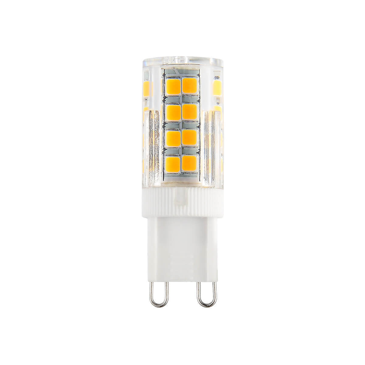 Лампа светодиодная G9 7W 3300K прозрачная 4690389112980 a800 f7 g9t g9 7 a770 g95 root