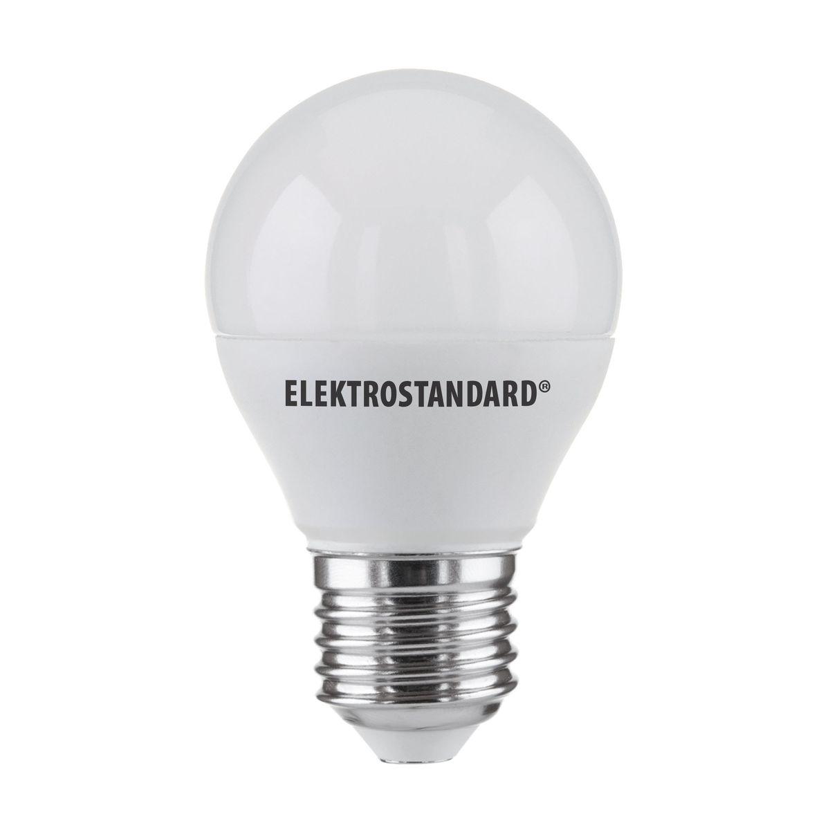 Лампочка Elektrostandard 4690389055256 Mini Classic LED
