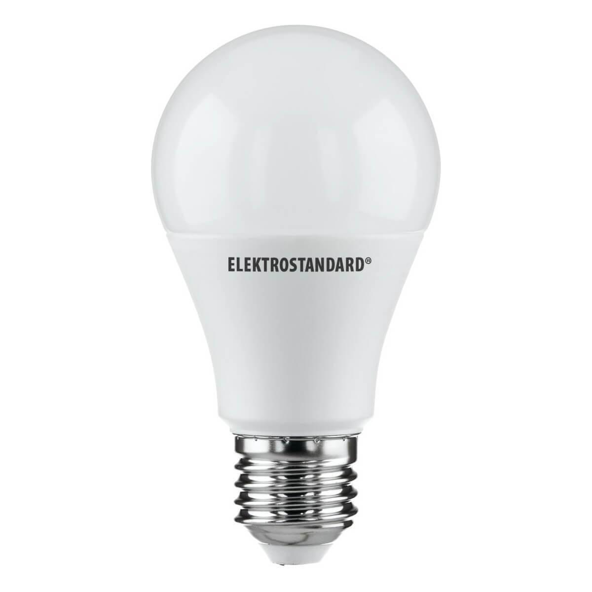 Лампа светодиодная Elektrostandard LED D E27 10W 3300K матовая 4690389085536