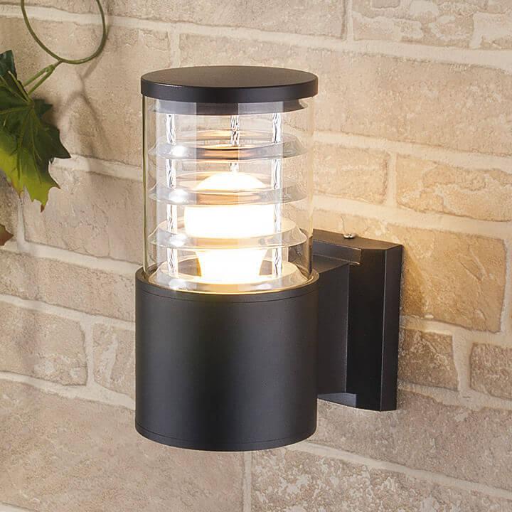 Уличный настенный светильник Elektrostandard 1408 Techno 4690389067693 цена