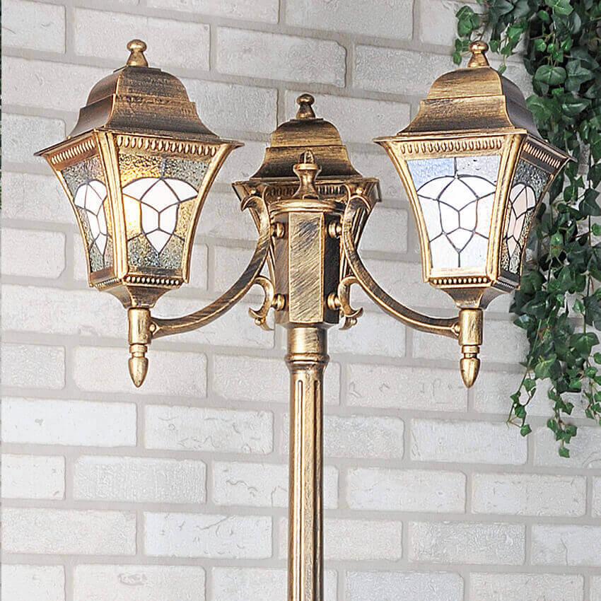 все цены на Садово-парковый светильник Elektrostandard Altair 4690389012204 онлайн