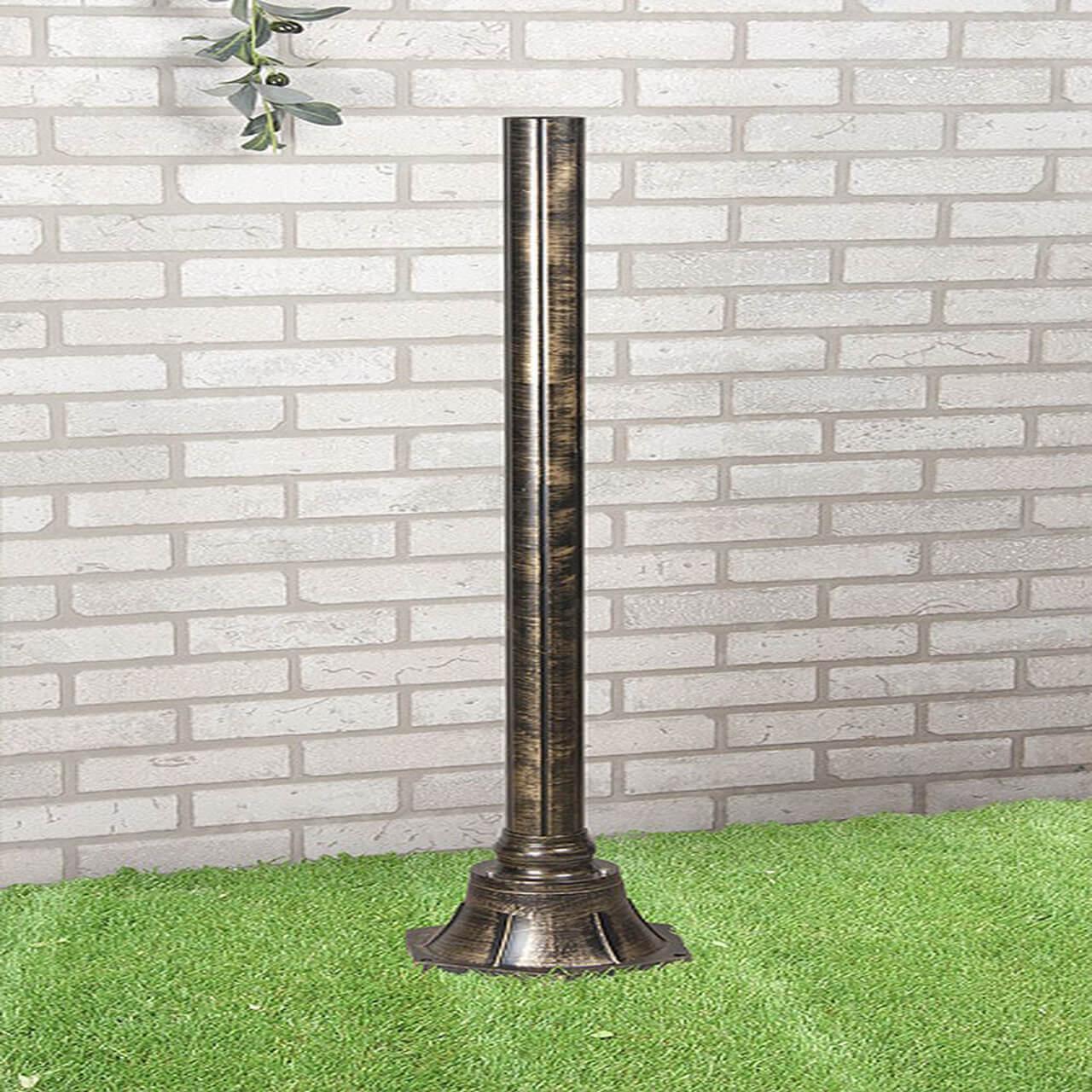 Основание для светильника Elektrostandard Type-F 120 см черное золото 4607176194043 цена
