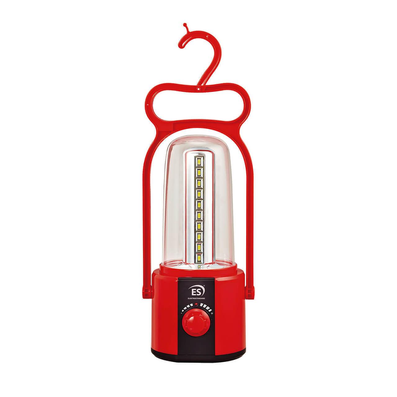 Кемпинговый светодиодный фонарь Elektrostandard Gerhard аккумуляторный 295х100 50 лм 4690389128769