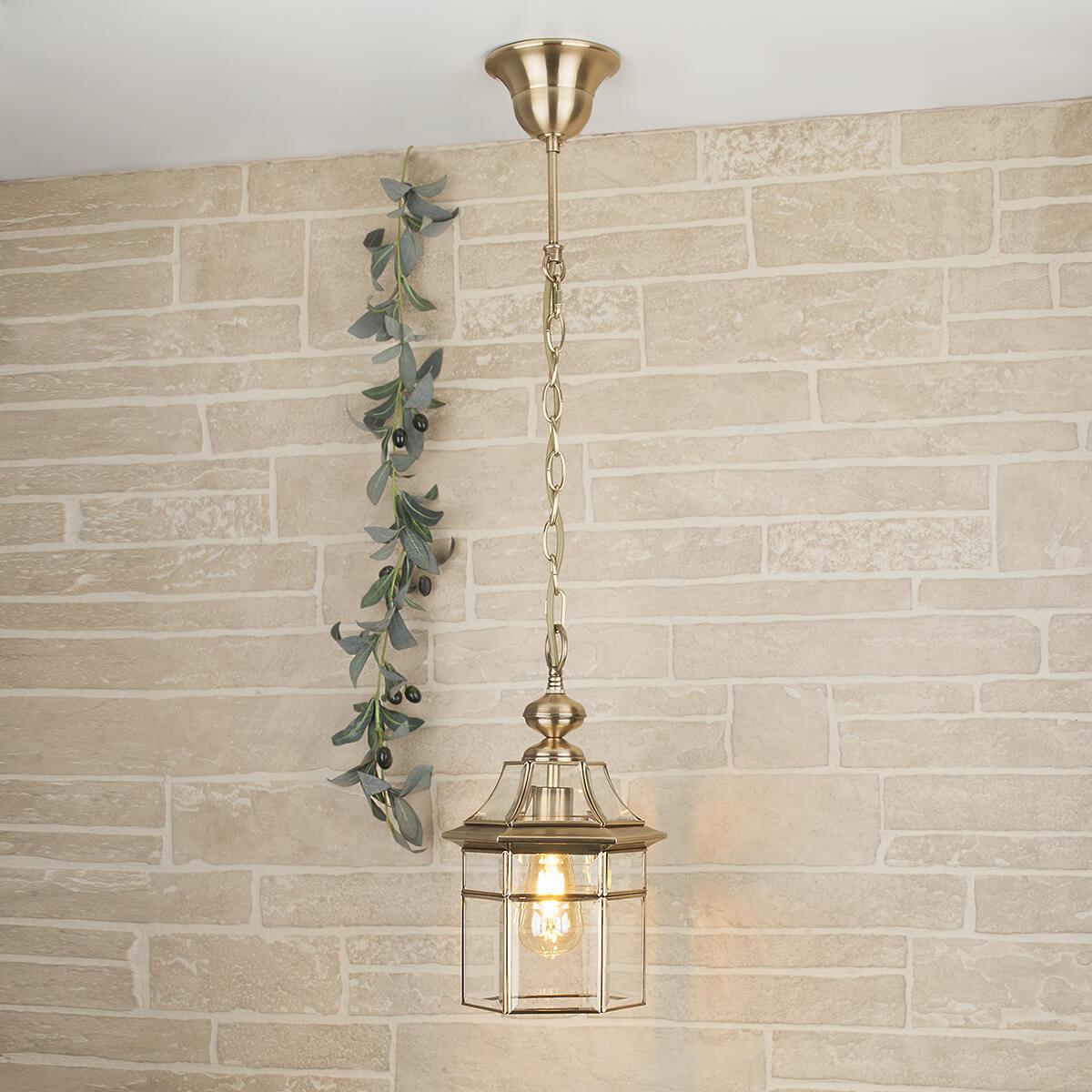 Уличный подвесной светильник Elektrostandard 1031 Savoie H медь 4690389099168 уличный светильник elektrostandard savoie 4690389099168