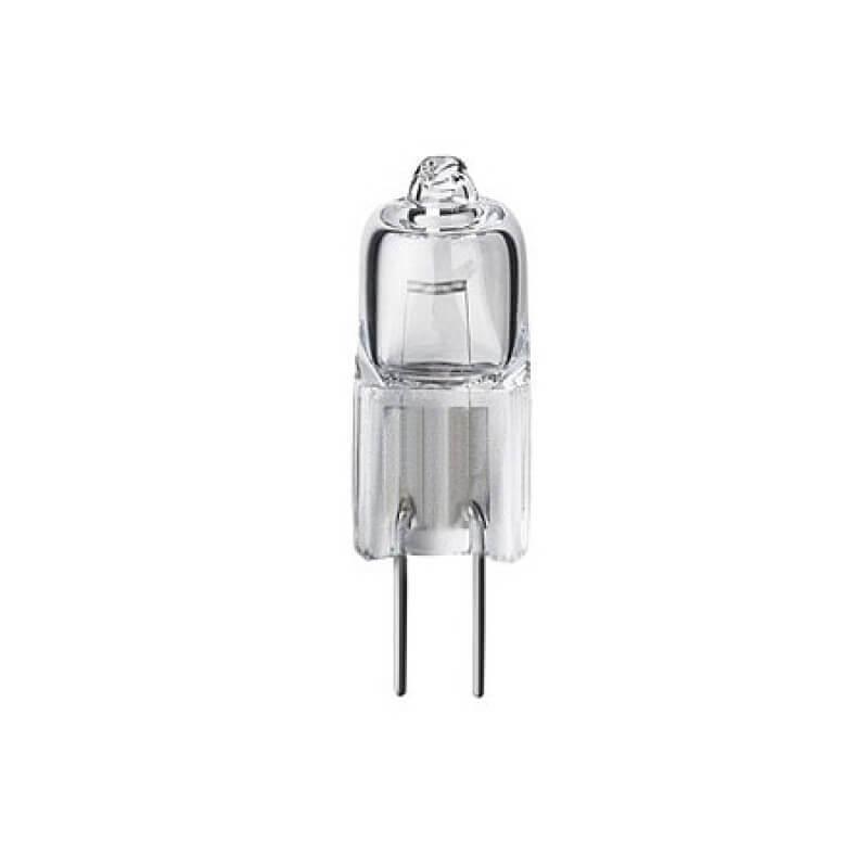 купить Лампа галогенная G4 10W прозрачная 4607138147001 по цене 26 рублей