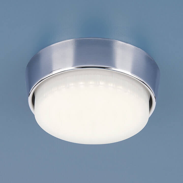 Накладной светильник Elektrostandard 1037 GX53 СН хром 4690389071546 цены