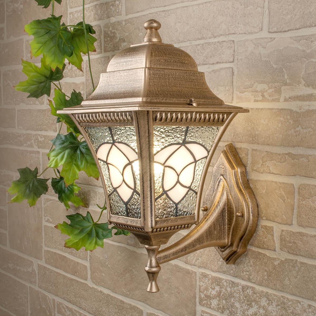 Уличный настенный светильник Elektrostandard Altair 4690389012167 все цены