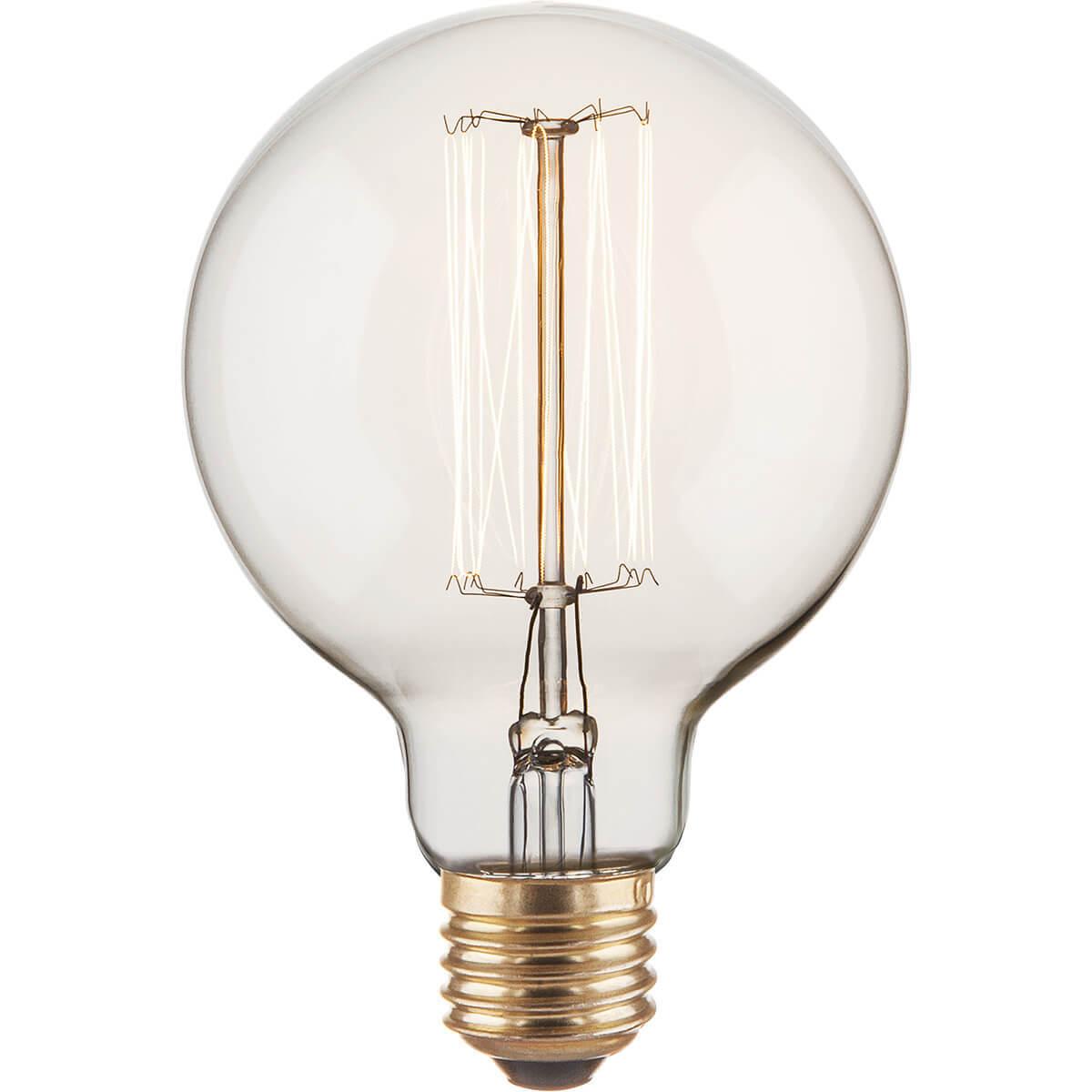 Лампочка Elektrostandard 4690389082160 Ретро лампа Эдисона (Диммирование)