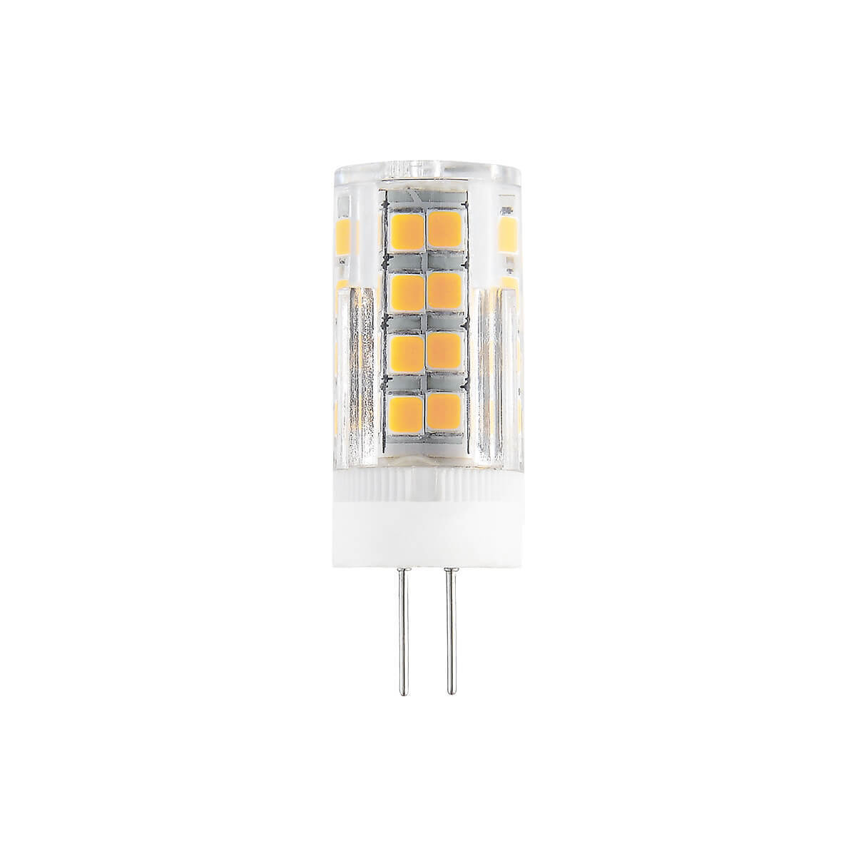 купить Лампа светодиодная Elektrostandard G4 7W 4200K прозрачная 4690389112973 по цене 192 рублей