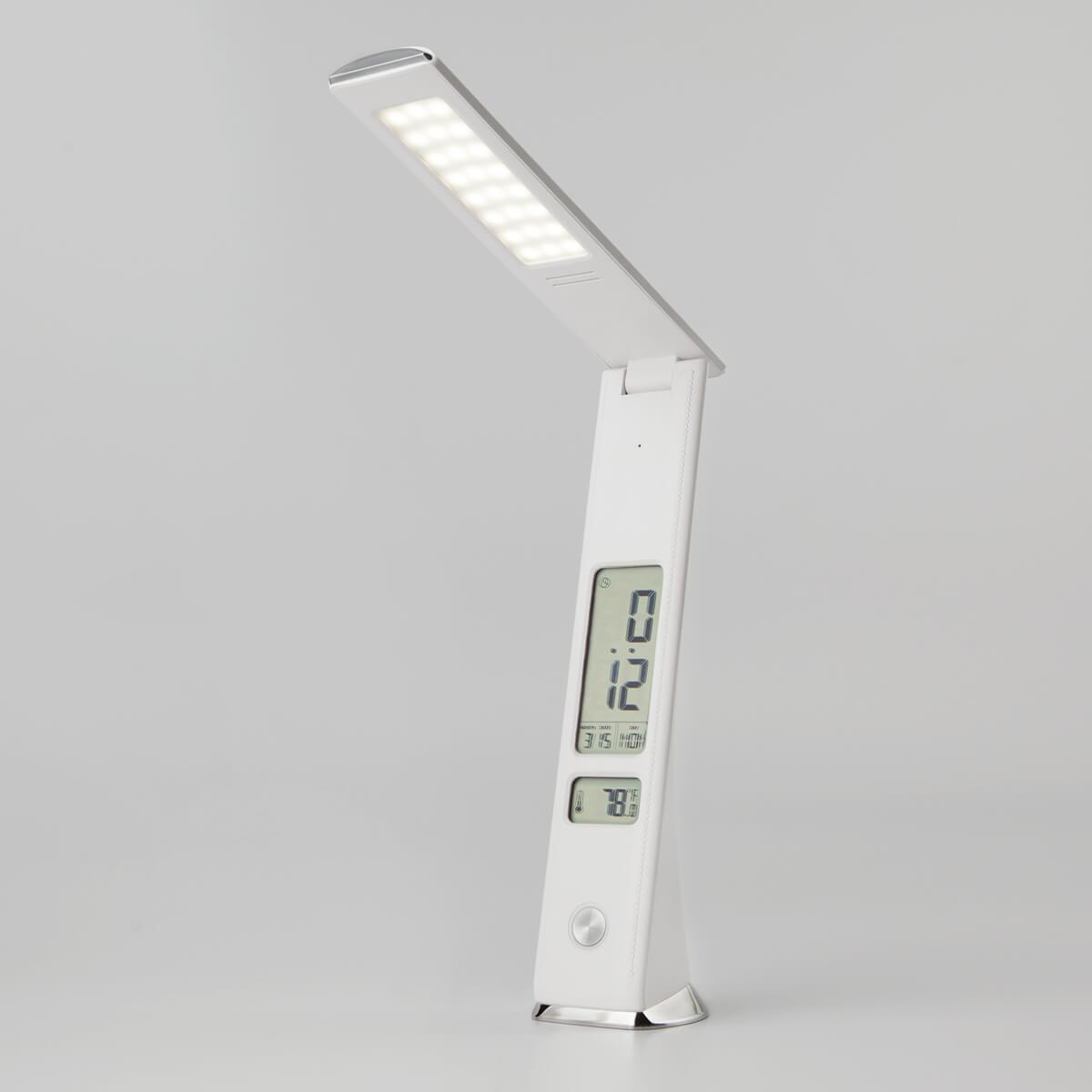 Настольная лампа Eurosvet 80504/1 белый Business фото